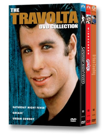 The Travolta Collection (Saturday Night Fever / Grease / Urban Cowboy) by Paramount