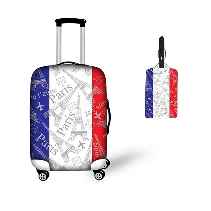 Amazon.com: FOR U DESIGNS Funda protectora para valijas, con ...