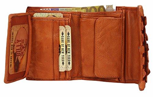 the 14 monnaie Billy Reptile cuir Porte Kid cm Peach Bwx1qp