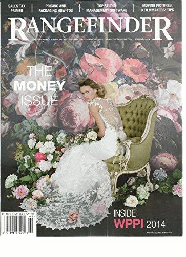 RANGEFINDER, THE MAGAZINE FOR WEDDING, THE MONEY ISSUE I FEBRUARY, 2014