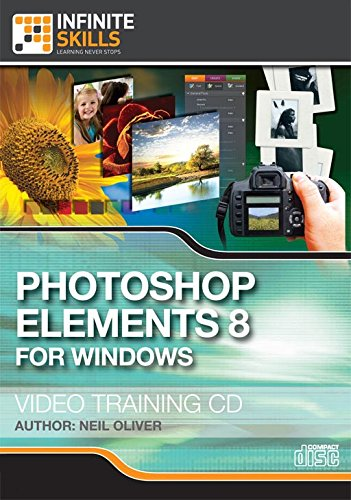 Photoshop Elements 8 - Windows [Online Code] by Infiniteskills