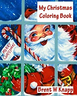 My Christmas Coloring Book
