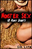 Monster Sex: 10 Kinky Shorts (Monster Erotica Bundle)