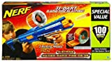 Nerf Raider Rapid Fire CS-35 Dart Blaster Value Pack