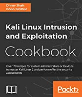 Kali Linux Intrusion and Exploitation Cookbook Front Cover