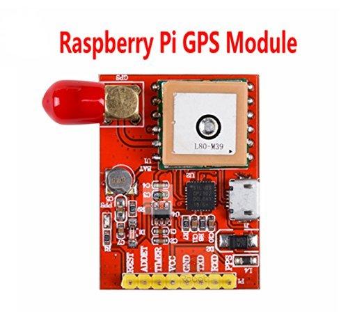 2 opinioni per Raspberry Pi GPS Module. Support Raspberry Pi Model A,B,A+,B+,Zero,2,3 with its'