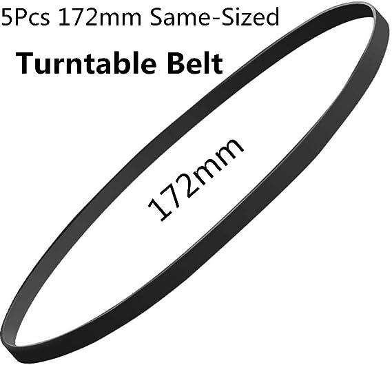 Amazon.com: 5 piezas diferentes especificaciones Turntable ...