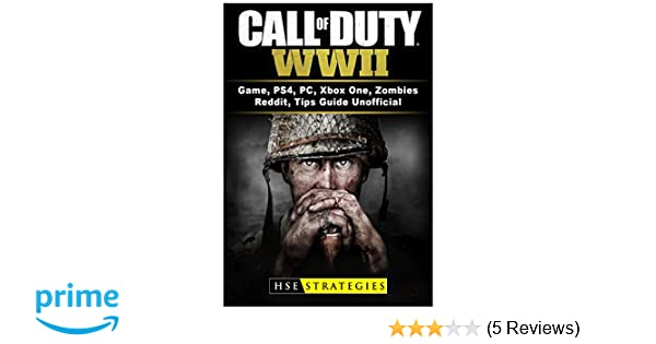 Call of Duty WWII Game, PS4, PC, Xbox One, Zombies, Reddit
