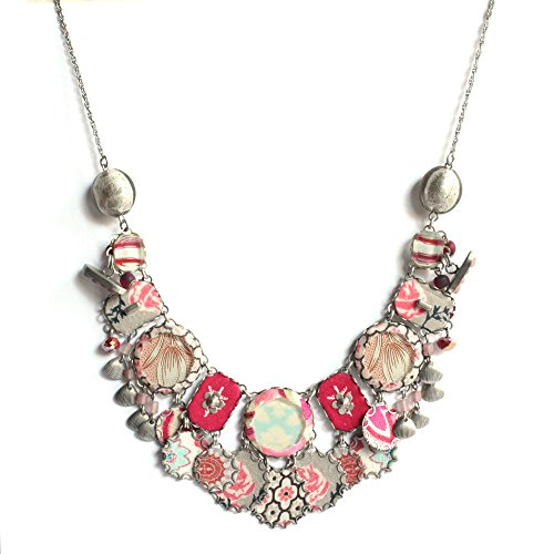 Ayala Bar Hip Collection Collection Necklace Mystic coral...