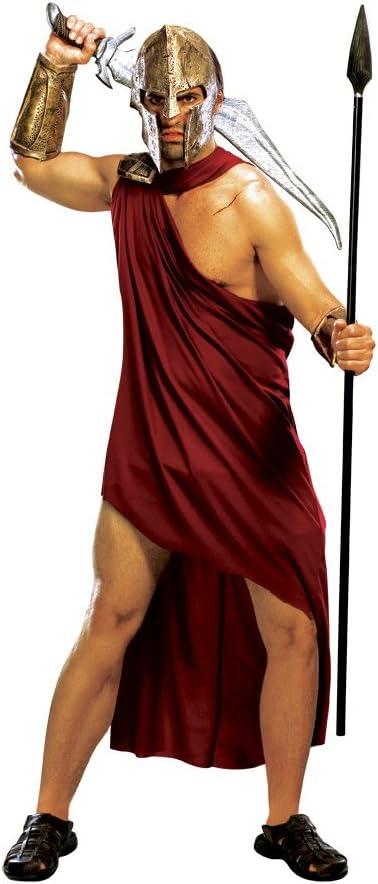 Rubies 888619STD - Disfraz de espartano (talla L): Amazon.es ...
