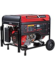 Gerador de Energia à Gasolina Trifásico 220V 6000w GG 6000 Kawashima