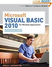 Microsoft Visual Basic 2010 for Windows Applications: Introductory (Shelly Cashman Series) (Paperback)