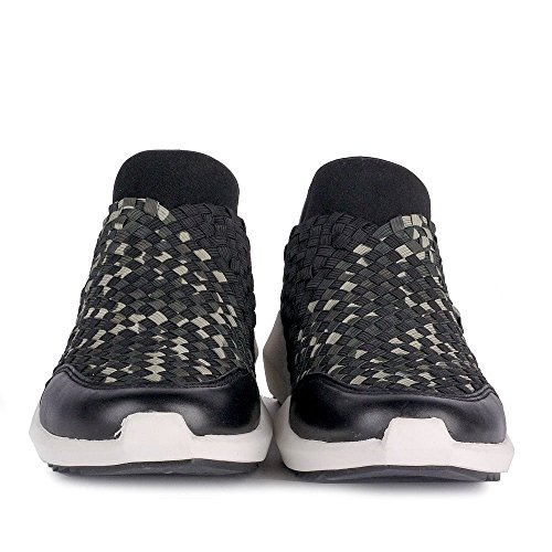 Nero Military Ash Sneaker Black Donna Footwear wxYqCXqvt