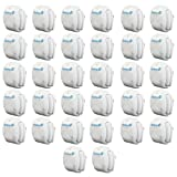 Safety 1st Deluxe Press Fit Outlet Plugs, 32 Pack
