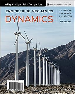 Amazon engineering mechanics dynamics 9781118885840 james l engineering mechanics dynamics 9e wileyplus loose leaf fandeluxe Image collections