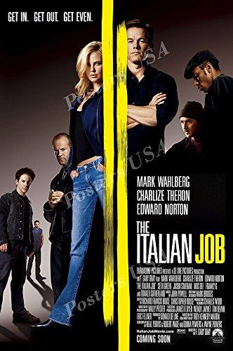 Posters USA - The Italian Job 2003 Movie Poster GLOSSY FINISH - MOV974 (24