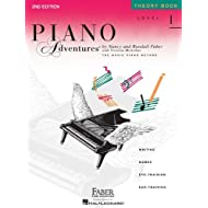 [(Piano Adventures, Level 1, Theory Book )] [Author: Victoria McArthur] [Jan-1993]