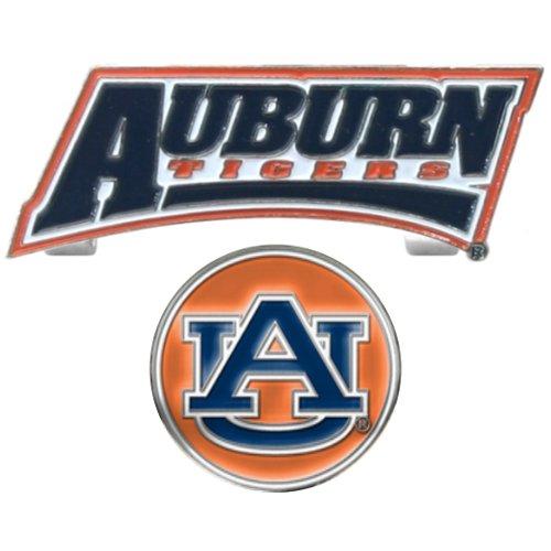 Auburn Tigers Slider Golf Hat Clip & Ball Marker