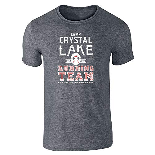 Camp Crystal Lake Running Team Costume Horror Dark
