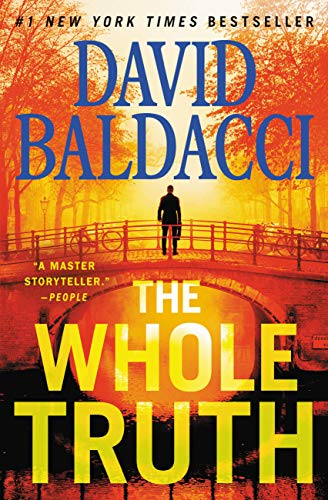 The Whole Truth (A. Shaw Book 1) by [Baldacci, David]