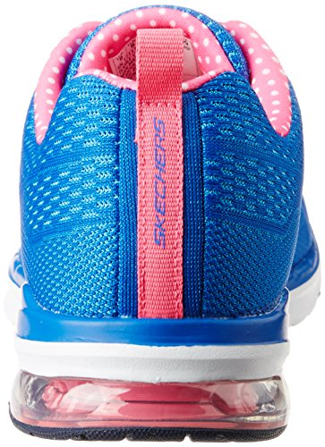 Skechers Sneaker Donna Blu Infinity Air Basse Blhp Skech xxw7ORFqB