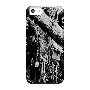 Elaney Perfect Tpu Case For Iphone 5c/ Anti-scratch Protector Case (black Sabbath)