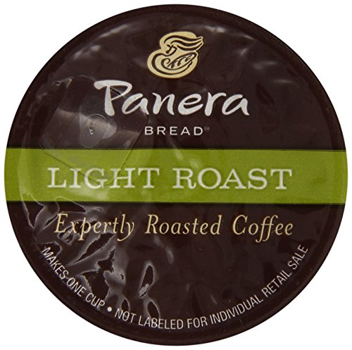 Panera Bread Coffee  Light Roast  12 Count