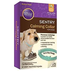Sentry Calming Collar For Dogs Oz 3