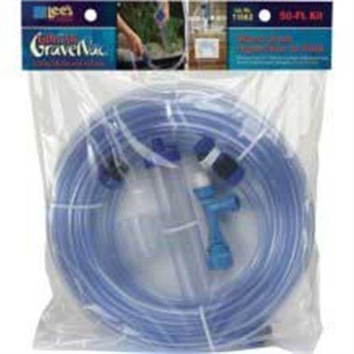(Lee's Pet Products ALE11562 Ultimate Gravel Vacuum for Aquarium, 50-Feet)