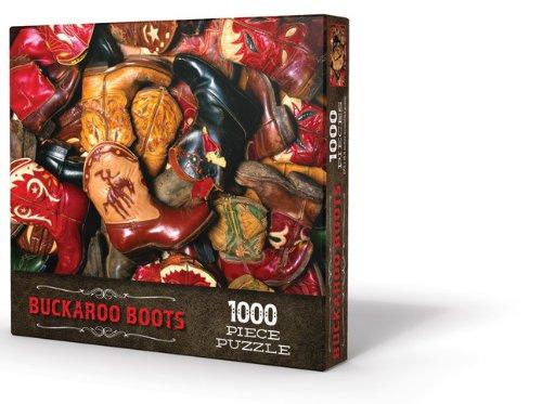 Buckaroo Boots Puzzle
