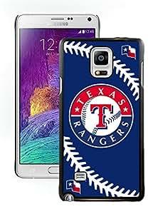 100% brand new Texas Rangers Black Samsung Note 4 Case
