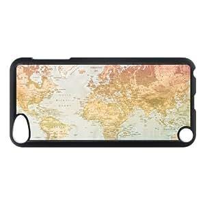 Pastel World Ipod Touch 5 Cases, Kweet - Black