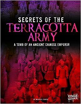 Libros Gratis Para Descargar Secrets Of The Terracotta Army: Tomb Of An Ancient Chinese Emperor De Epub A Mobi