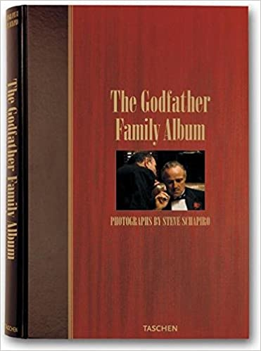 the godfather family album special illustrated edition
