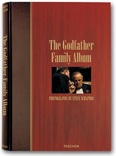 Steve Schapiro - The Godfather Family Album: Collector's edition