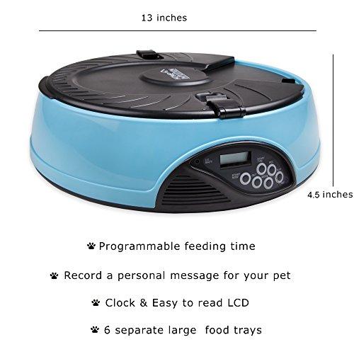 automatic pet feeder manual pdf