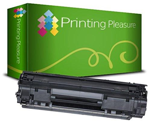 Colour Direct Twin Pack Compatible Toner Cartridges Replacement For HP CE285A 85A P1102 P1102w P1104 P1104w M1132mfp M1212nf M1214nfh M1217nfw P1102 2000 pages