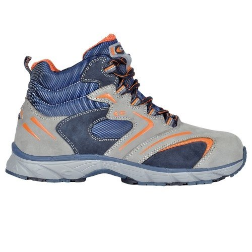 Cofra New Fitness S3 SRC Paire de Chaussures de sécurité Taille 45 Gris