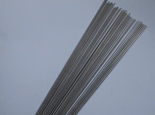 Edelstahlschweißdraht V2A 1,6 mm - 32 Stäbe, ca. 0,5 kg