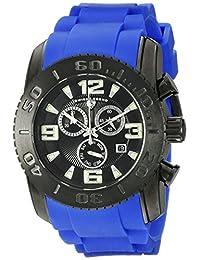 Swiss Legend Men's 10067-BB-01-BLS Commander Analog Display Swiss Quartz Blue Watch