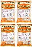 常陸化工 おからの猫砂6L×4個 (ケース販売)