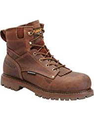 Carolina 6 inch Waterproof Composite Toe Boot - Cigar Brown