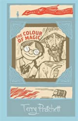 title the colour of magic discworld the unseen university collection discworld hardback library authors terry pratchett - The Color Of Magic Book