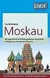 DuMont Reise-Taschenbuch Reiseführer Moskau: mit Online-Updates als Gratis-Download