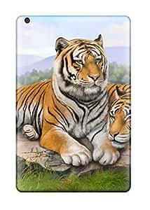 Pauline F. Martinez's Shop Hot Tigers Art First Grade Tpu Phone Case For Ipad Mini Case Cover 2714314I59705785