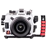 Ikelite FL Port Mount Underwater DSLR Housing for Nikon D3300 / D3400