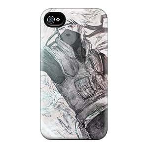 Iphone 6 BWz10997OrQn Unique Design Beautiful Artwork Kakashi Hatake Series Excellent Hard Phone Case -IanJoeyPatricia