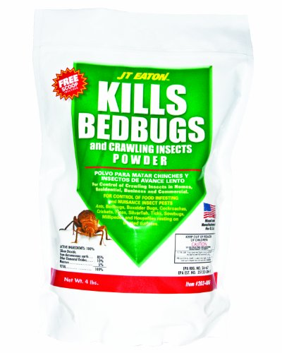 JT Eaton Best Bed Bug Powder