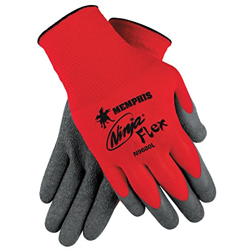 mcr-safety-ninja-flex-nylon-shell-gloves-with-latex-dip-palm-and-fingertips-size-large-1-pair