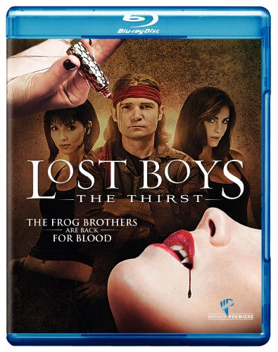 Lost Boys: The Thirst [Blu-ray]